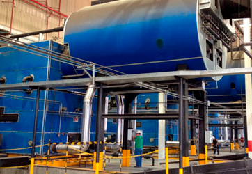 JUSTSEN Saturated Steam Boilers